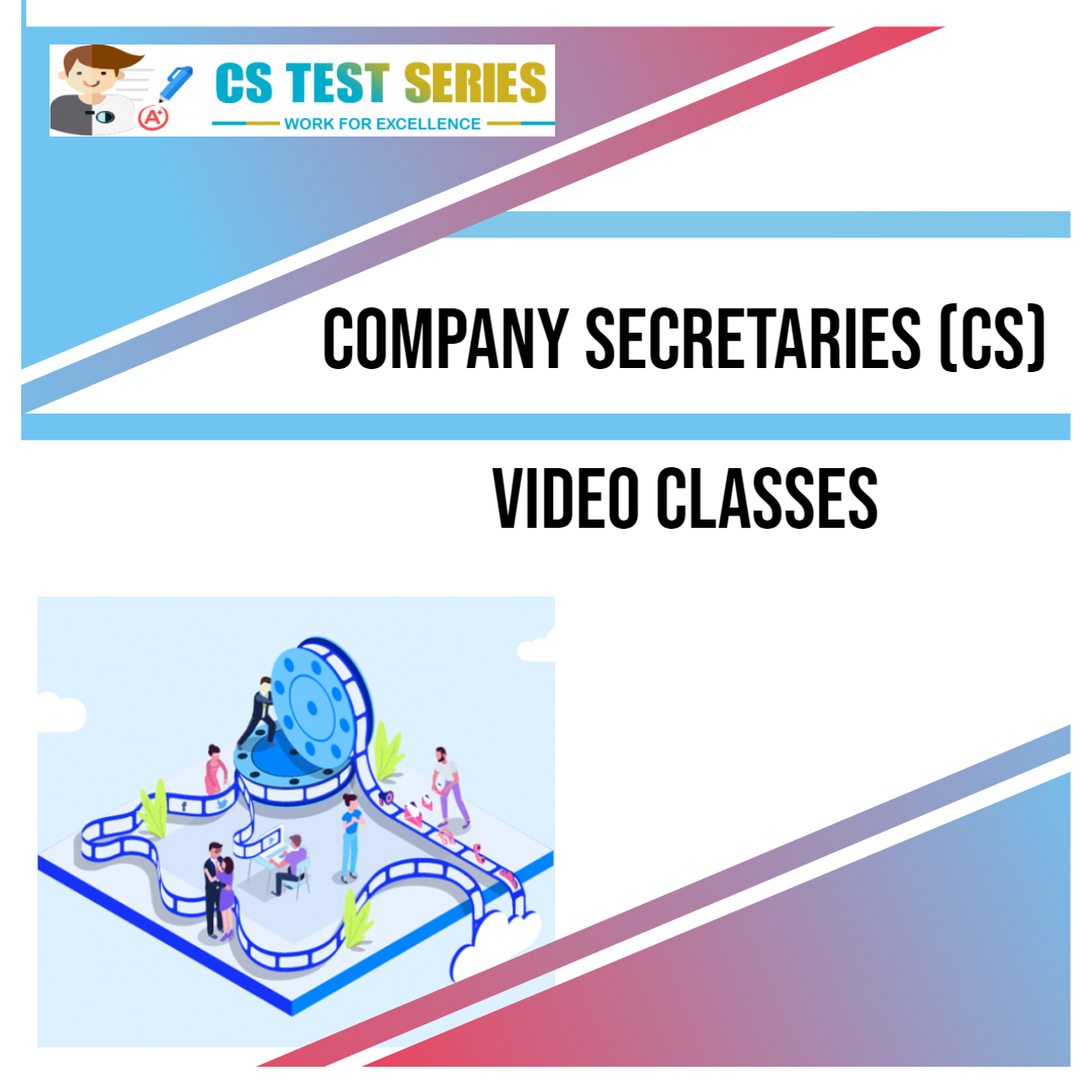 CS VIDEO CLASSES