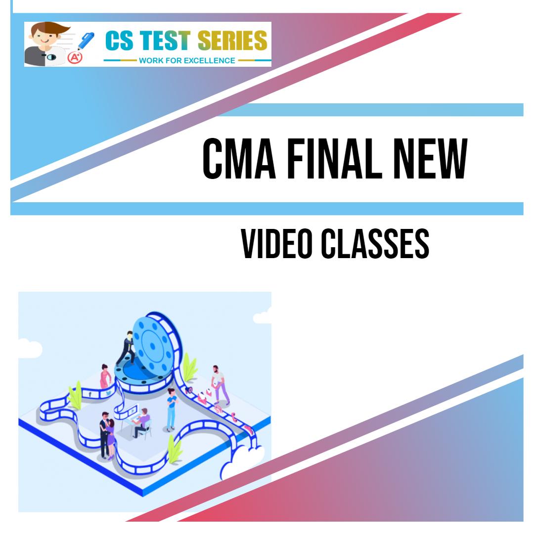 CMA final new