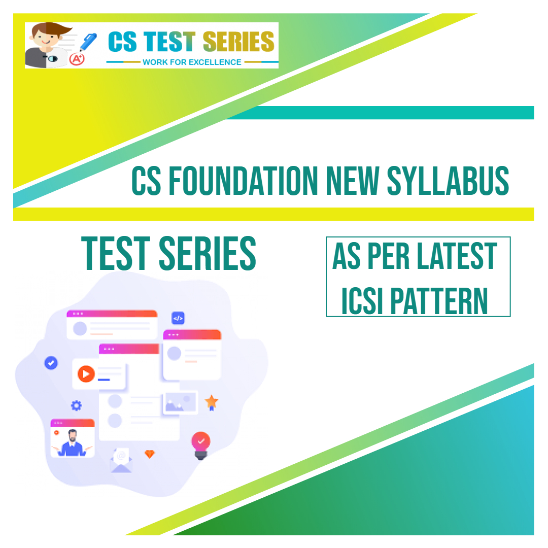 CS Foundation Test Series
