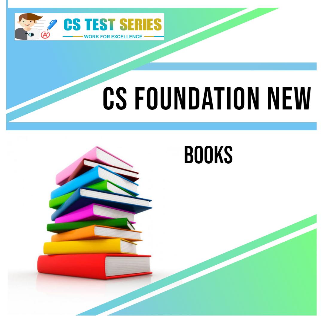 CS Foundation Books