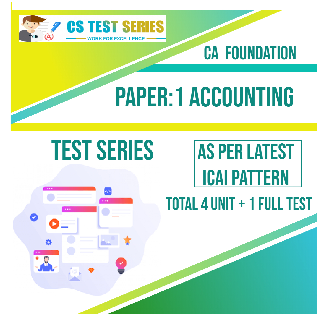 CA FOUNDATION PAPER:1 ACCOUNTING