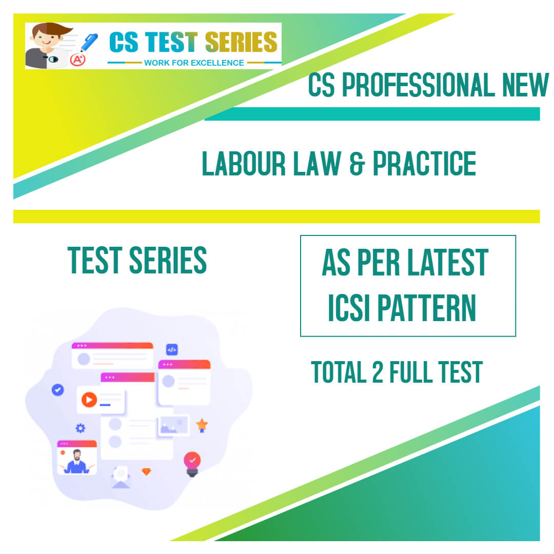 Labour law and Practice