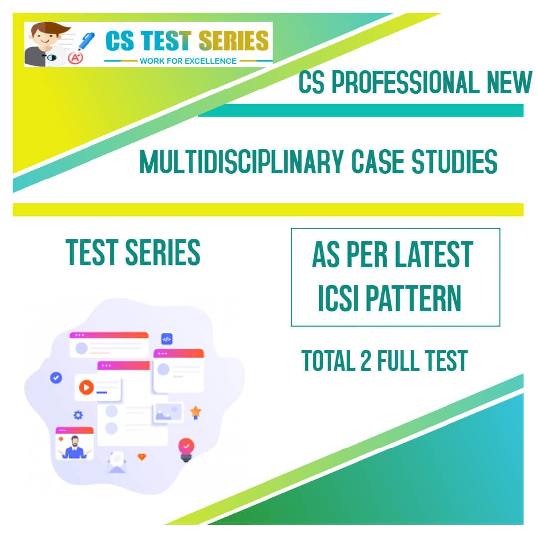 Multidisciplinary Case Studies