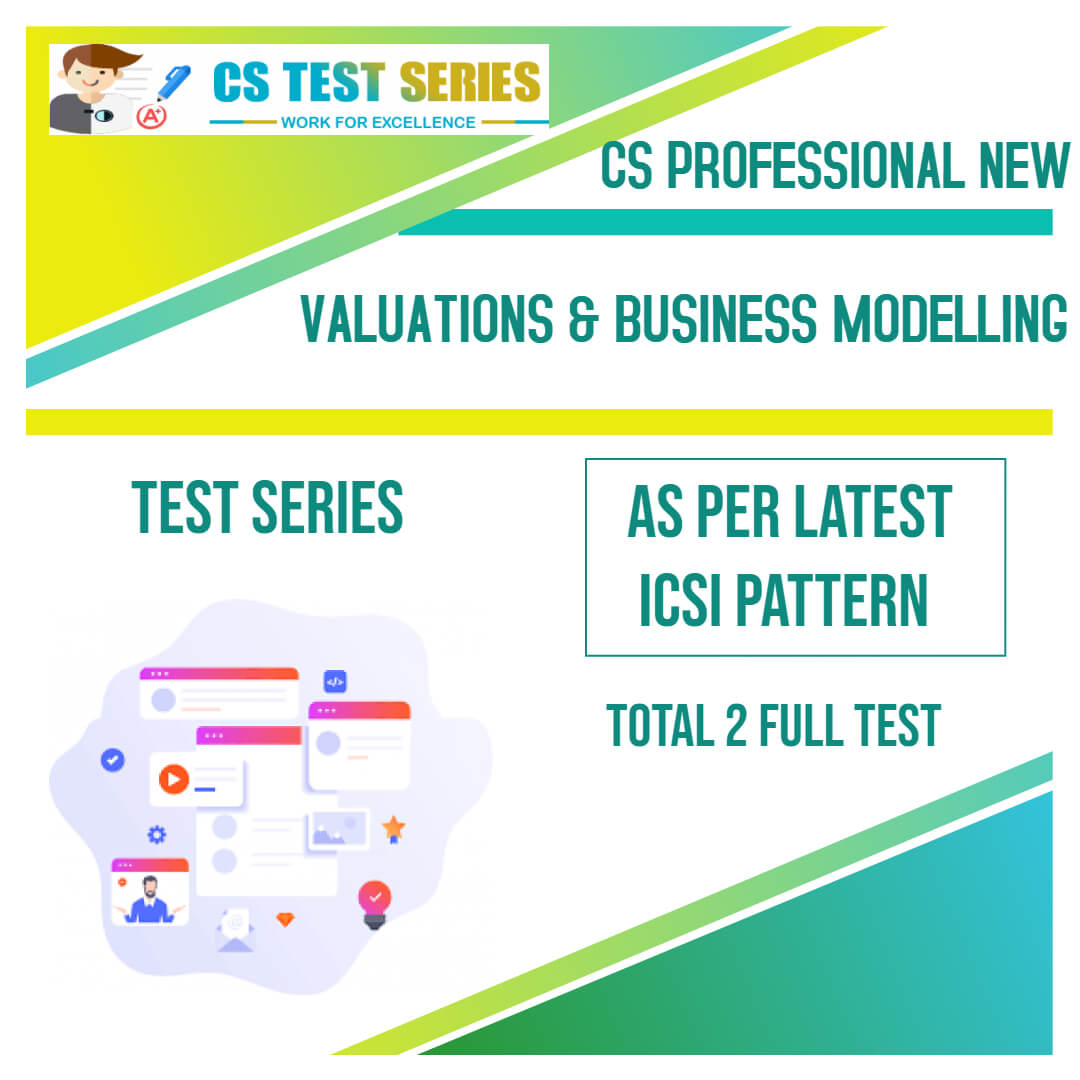 Valuations and Business Modelings